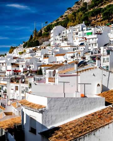 Mijas, Marbella y Puerto banús